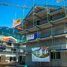 M&D Echafaudage - construction - Vevey